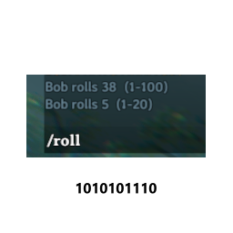 1010101110-roll icon