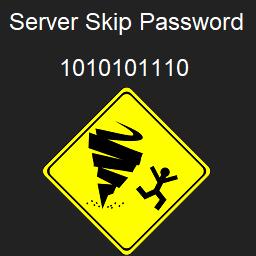 1010101110-serverblankpassword icon