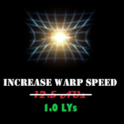 3therios-IncreaseMaxWarpSpeed icon