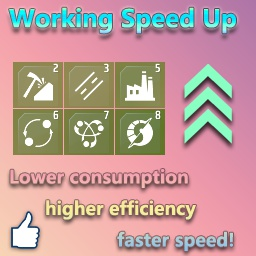 AlphaDSPMod-WorkingSpeedUp icon