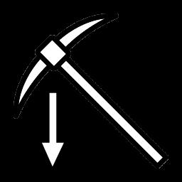 Crystal-DigDeeper icon
