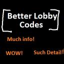 DataHead-BetterLobbyCodes icon
