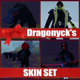 Dragonyck-DragonyckSkinSet icon