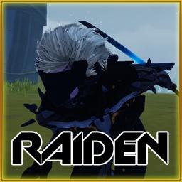 Dragonyck-RaidenMercSkin icon