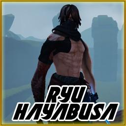 Dragonyck-RyuHayabusaMercSkin icon