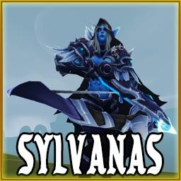 Dragonyck-SylvanasHuntressSkin icon