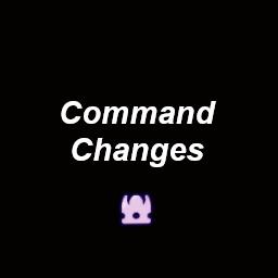 EvanTich-CommandChanges icon