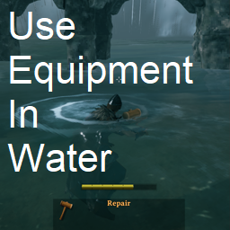 LVH-IT-UseEquipmentInWater icon