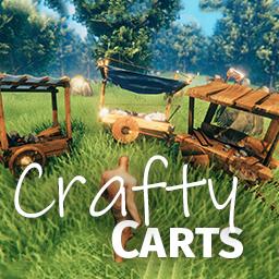 OdinPlus-CraftyCartsRemake icon