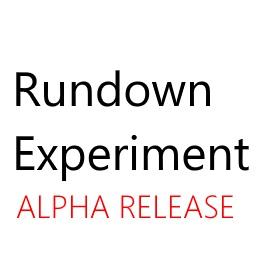Panthr75-RundownExperiment icon