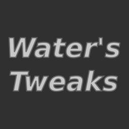 Pykess-Waters_Tweaks icon
