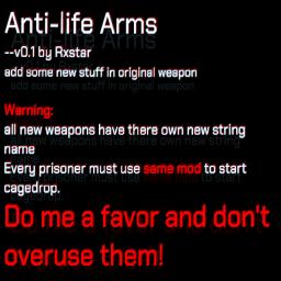 RXstar-AntiLifeWeaponPack icon