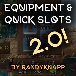 RandyKnapp-EquipmentAndQuickSlots icon