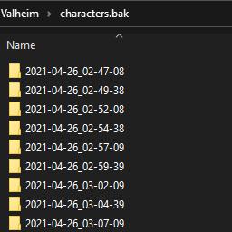 SengU87-Valheim_Character_Backup icon