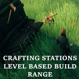 Smallo-CraftingStationsLevelBasedBuildRange icon