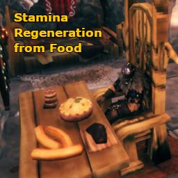 Smoothbrain-StaminaRegenerationFromFood icon