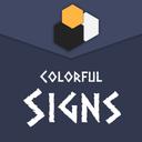 Tekla-ColorfulSigns icon