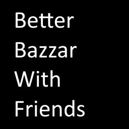 YaBoiAlex-BetterBazaarWithFriends icon