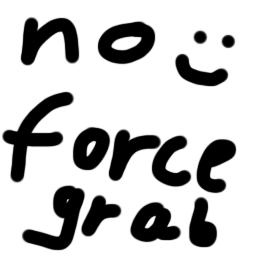 apfel-NoForceGrab icon