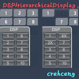 crecheng-DSPHierarchicalDisplay icon