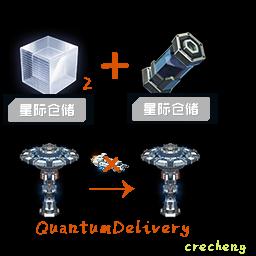 crecheng-QuantumDelivery icon