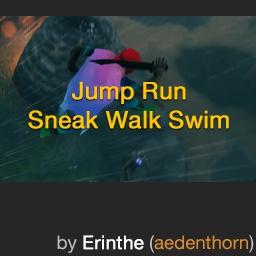 digitiliad-JumpRunSneakWalkSwim icon