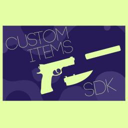 gnonme-CustomItemsSDK icon