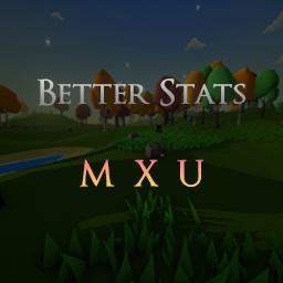 mxu-Better_Statistics icon
