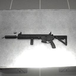 phoondos-HK416 icon